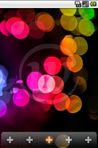 LauncherPro : Plein d'icônes