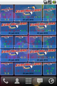 W²EuroMillions (5 rangées)