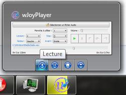 Prévisualisation wJoyPlayer 1.4.0