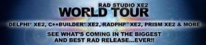 RAD Studio XE2 World Tour