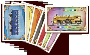 Cartes Wagon