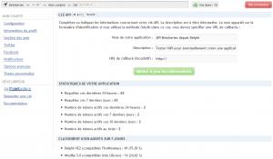Statistiques API BetaSeries