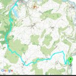 Mullerthal Trail Route 1 Ouest